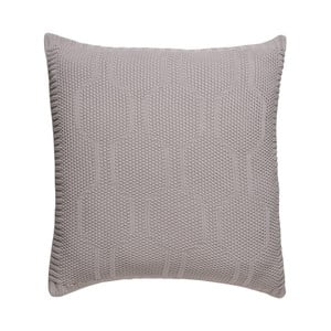 Poszewka na poduszkę Sham Melody Grey, 65x65 cm