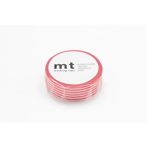 Taśma dekoracyjna washi MT Masking Tape Norberta, dł.10m