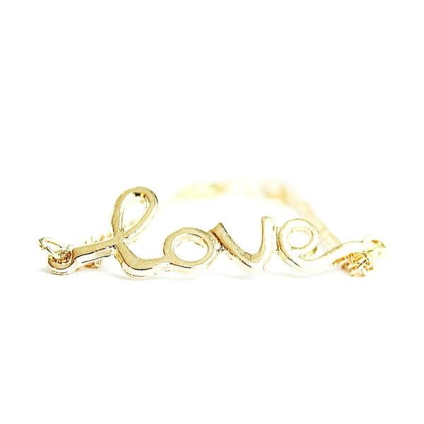Bransoletka Golden Love