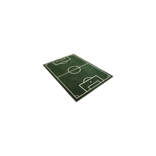 Zielony dywan dziecięcy Hanse Home Football Field, 120x170 cm