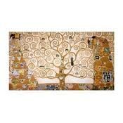 Reprodukcja obrazu Gustav Klimt Tree of Life, 90x50cm