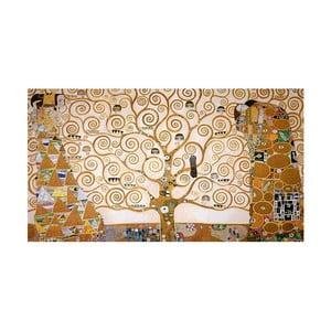 Reprodukcja obrazu Gustava Klimta - Tree of Life, 90x50cm