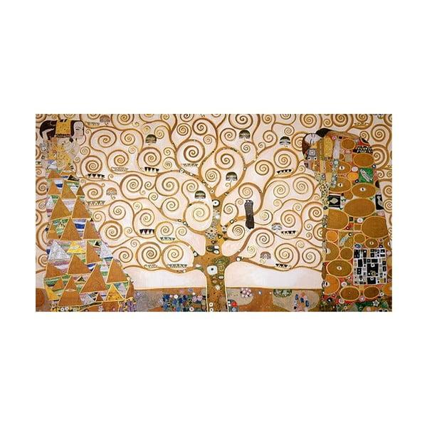 Reprodukcja obrazu Gustava Klimta – Tree of Life, 90x50cm