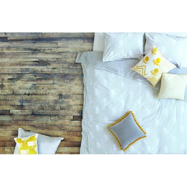 Zestaw poszewek na kołdrę i poduszki Chita, 135x200 cm