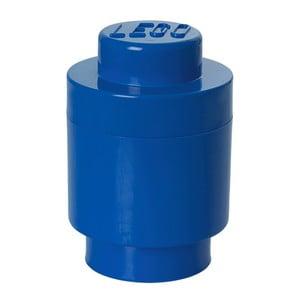 Niebieski pojemnik okrągły LEGO®