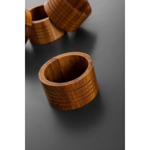 Pierścień do serwetek Bambum, 6 szt.