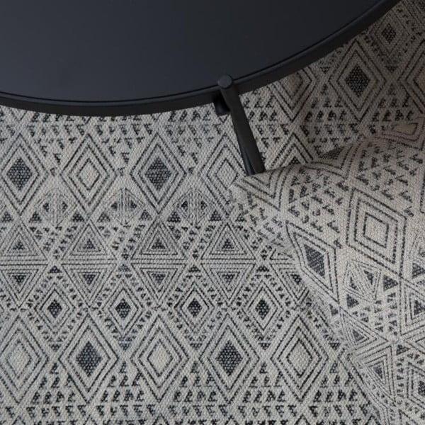 Dywan Graphic Black 120x180 cm