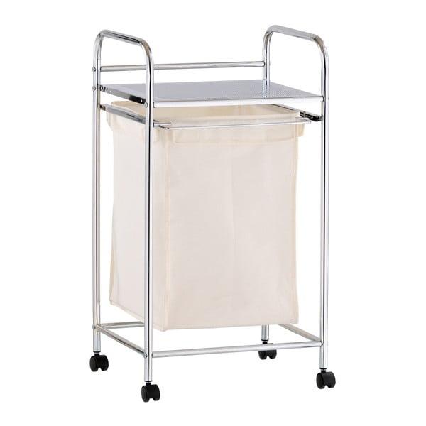 Kosz na pranie na kółkach Tomasucii Air