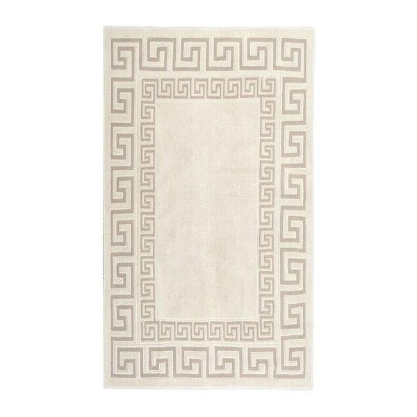 Wytrzymały beżowy dywan Vitaus Versace, 120x180cm