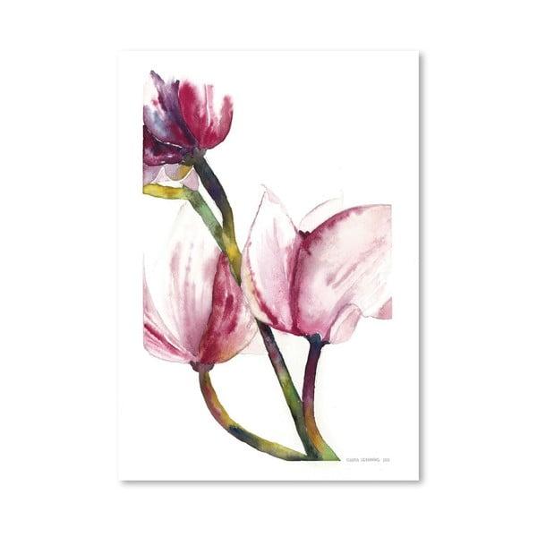 Plakat Magnolia (projekt Suren Nersisyan)