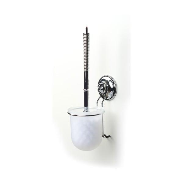 Szczotka WC bez konieczności wiercenia Evlo