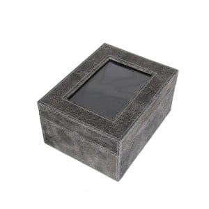 Pojemnik Cordoba Grey, 22x18 cm
