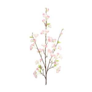 Sztuczna gałązka z biało-różowymi kwiatkami Ixia Cherry