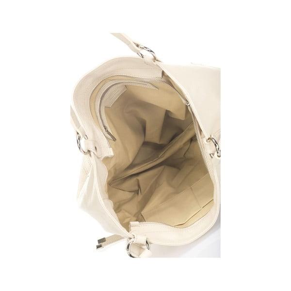 Beżowa torebka skórzana Krole Kelly