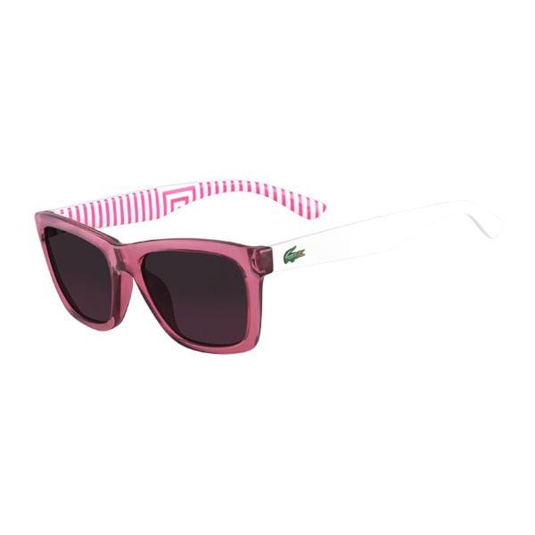 Damskie okulary przeciwsłoneczne Lacoste L669 Fuchsia