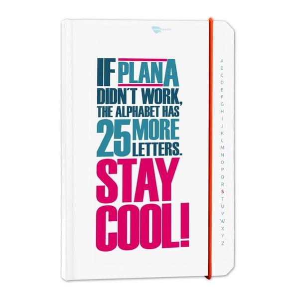 Notatnik If plan A didn't work...