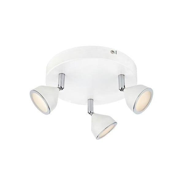 Biała lampa sufitowa Markslöjd Bell Ceiling