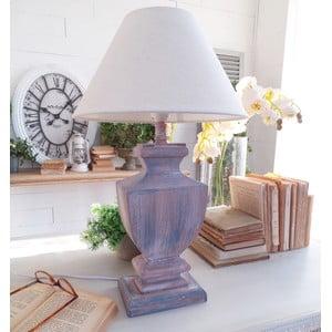 Lampa stołowa Rusty Blue, 30x50 cm