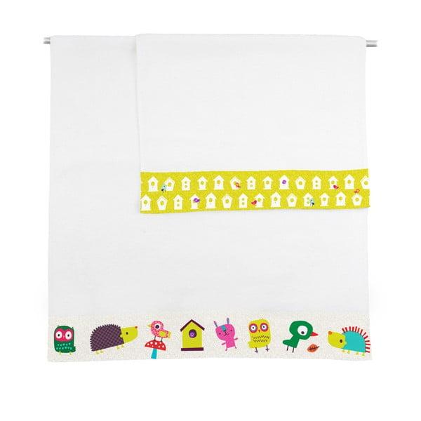 Zestaw 2 ręczników Baleno Sweet Home, 50x100 i 70x140 cm