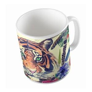 Ceramiczny kubek Tiger In Jungle, 330 ml