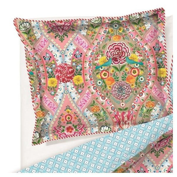 Poszewka na poduszkę Melody Khaki, 60x70 cm