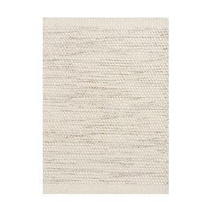 Dywan wełniany Asko Off White, 140x200 cm