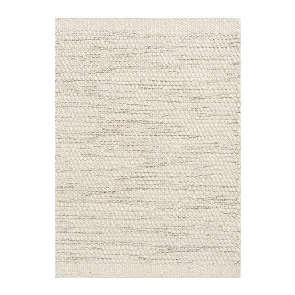 Dywan wełniany Asko Off White, 80x250 cm