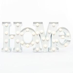 Światło dekoracyjne Carnival Home, białe
