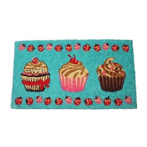 Wycieraczka Sweet Cupcake, 40x70 cm