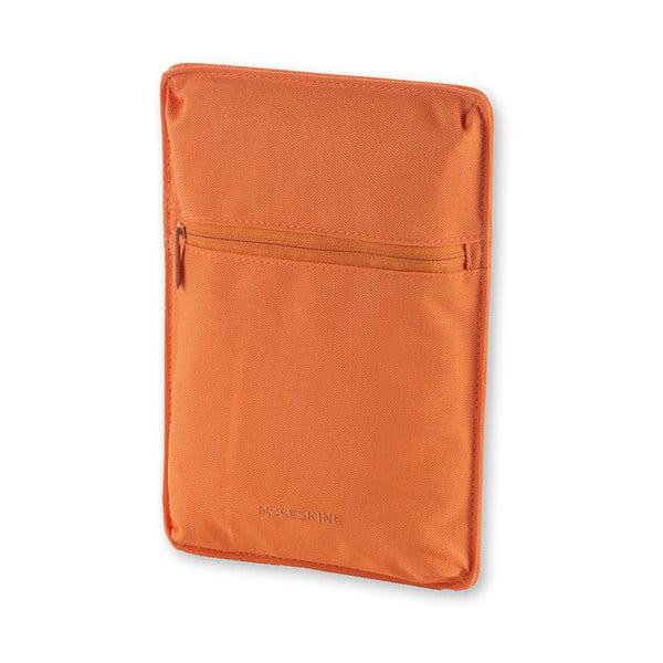 Uniwersalna saszetka kieszonkowa na rzep Moleskine 15x22 cm, pomarańczowa