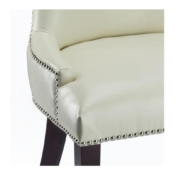 Zestaw 2 krzeseł Vivian Creme