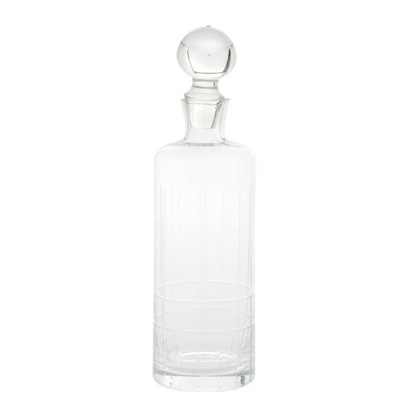 Szklana butelka, 9 x 31 cm