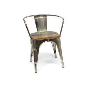 Metalowe krzesło Xilot