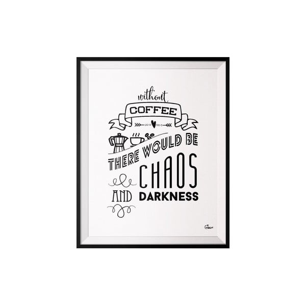 Plakat Coffee, 50x70 cm
