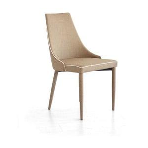 Krzesło Plana, beżowe