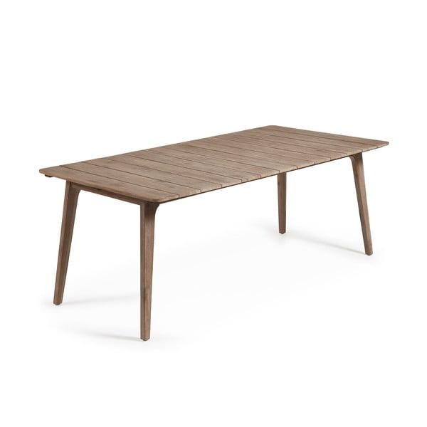 Stół do jadalni Kenitra, 206x100 cm