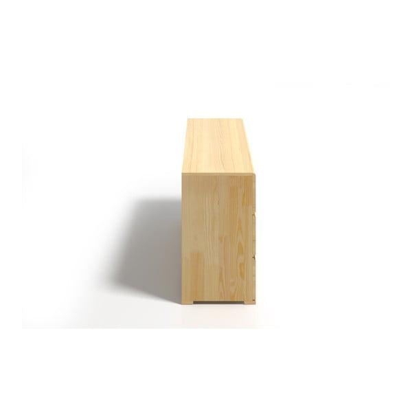 Komoda z drewna sosnowego z 3 szufladami SKANDICA Vestre
