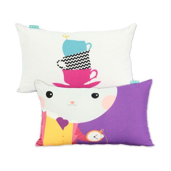 Poszewka na poduszkę Alice, 50x30 cm