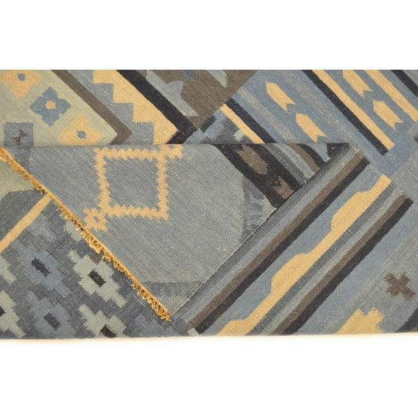 Ręcznie tkany dywan Kilim 102, 160x230 cm