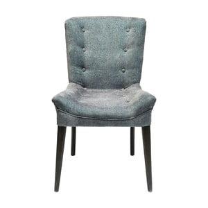 Ciemnoniebieskie krzesło Kare Design Stay
