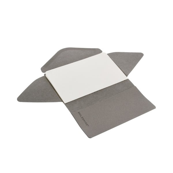 Notatnik i list w jednym Moleskine Light Grey