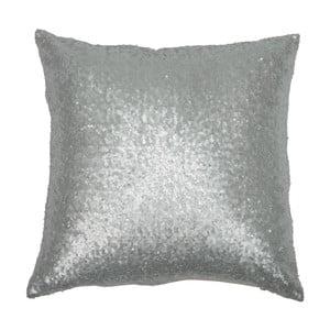 Poduszka Sequin Silver, 40x40 cm