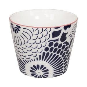 Niebiesko-biała filiżanka porcelanowa Tokyo Design Studio Shiki, 180 ml