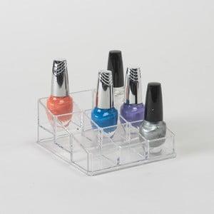 Stojak na 9 lakierów do paznokci Nails