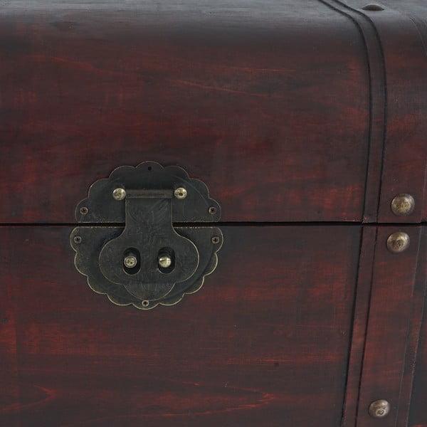 Skrzynia Shabby Antibes, 24x46x23 cm
