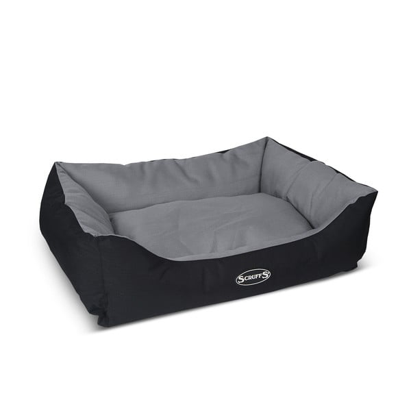 Legowisko dla psa Expedition Bed 75x60 cm, szare