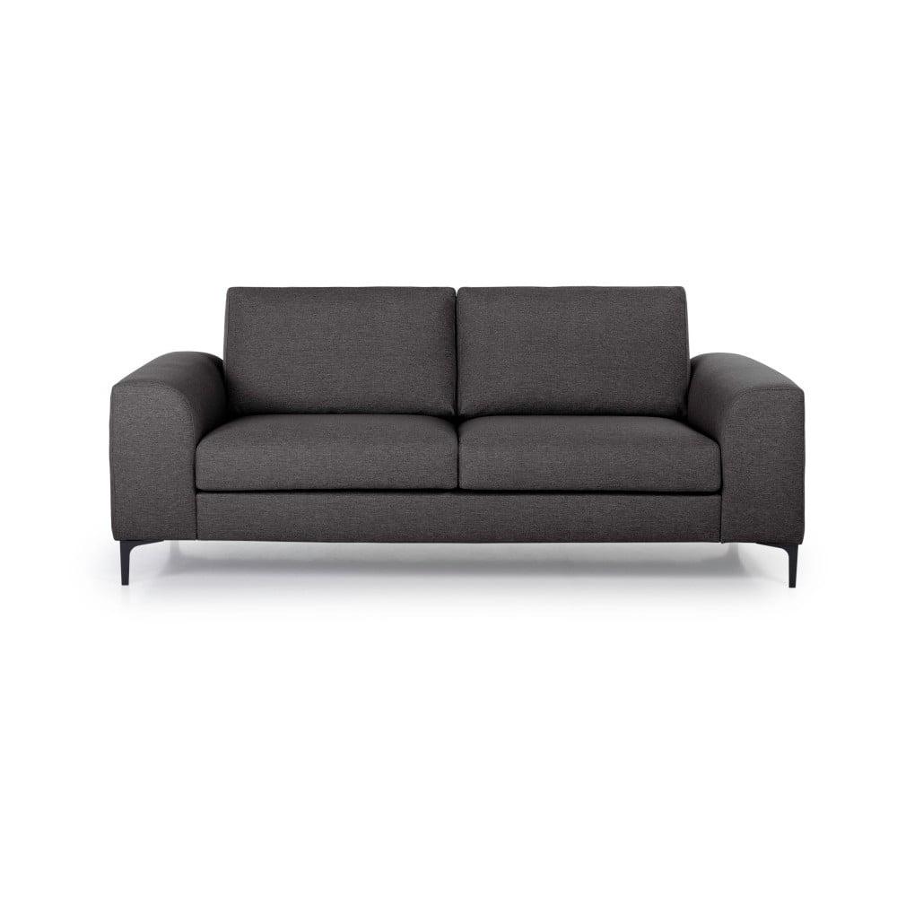 Antracytowa sofa Scandic Henry, 214 cm