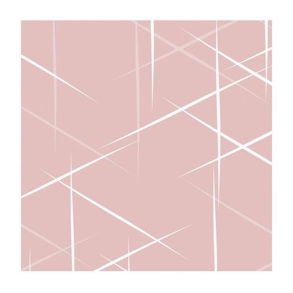 Tapeta Smashing Pink