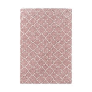 Różowy dywan Mint Rugs Grace, 160x230cm
