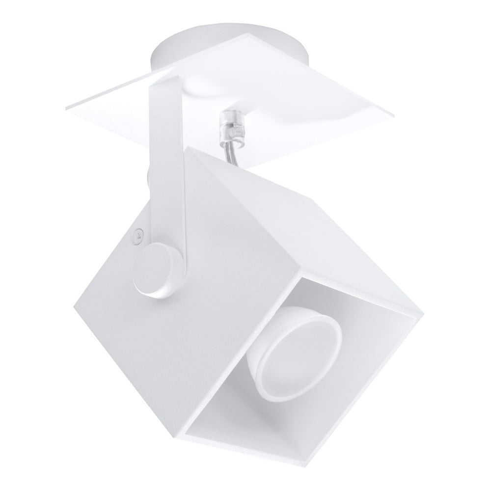 Biała lampa sufitowa Nice Lamps Noe Una
